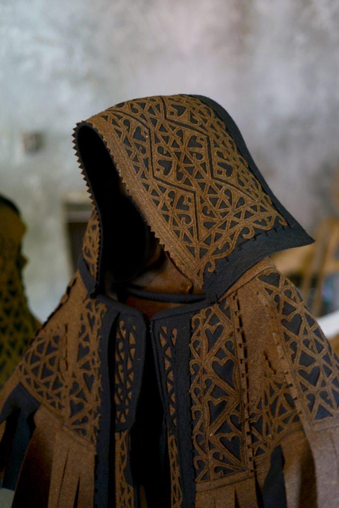 Capa de Honras