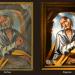pintura a óleo sobre tela «Arrependimento de São Pedro»