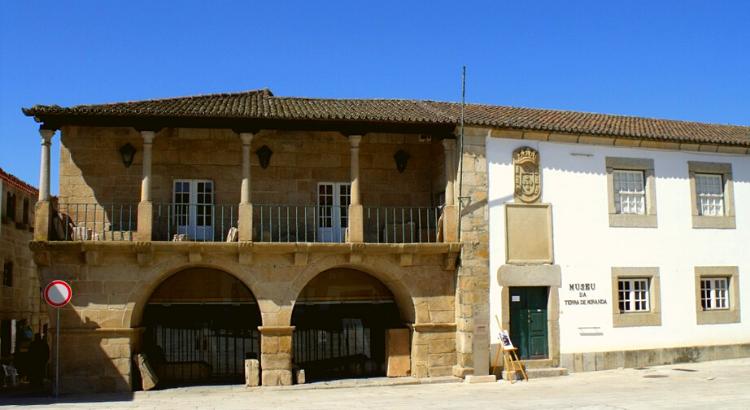 Museu Terra de Miranda fachada